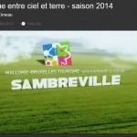 Vidéo RTBF : Belgique entre ciel et terre
