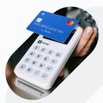 Terminal de paiement disponible