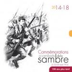 Commémorations centenaire de la bataille de la Sambre 1914-2014