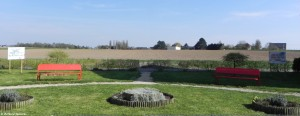 Le jardin communautaire de Keumiée (rue Léopold Lebrun)