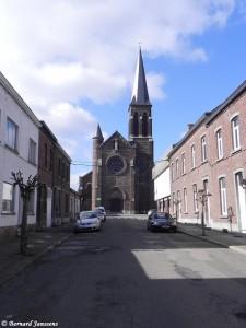 Eglise des Alloux