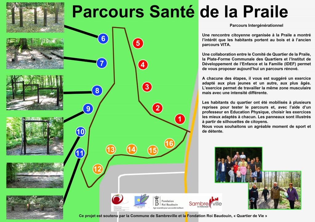 Parcours Santé de la Praile