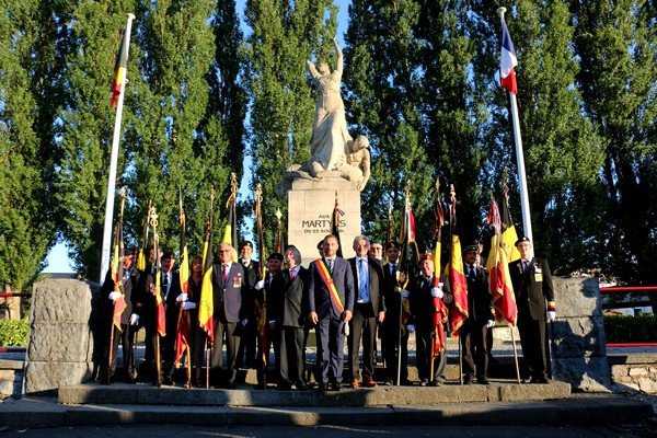 22/08/2016 - Monument des Martyrs de Tamines