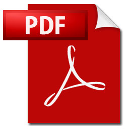 Lettre d'information en PDF